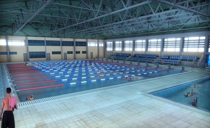 πρότυπο βιοκλιματικό κολυμβητήριο Βύρωνα