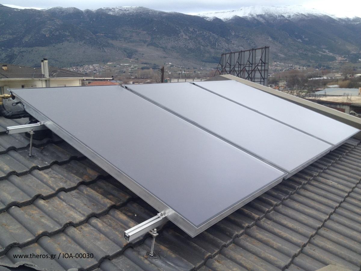 Ηλιακοί συλλέκτες Solar Energy