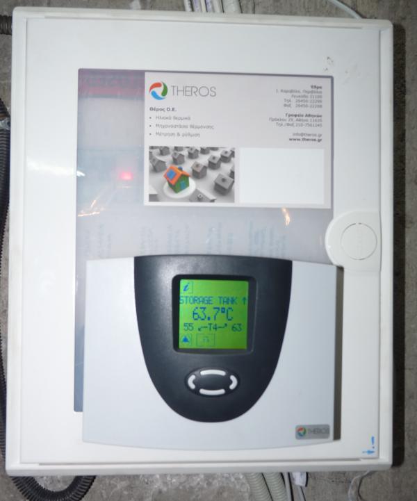 Ελεγκτής Prozeda για τα ηλιακά και την αντιστάθμιση θέρμανσης