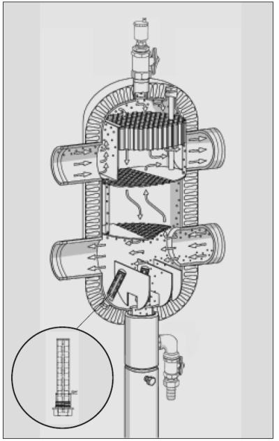 Μαγνήτες για διαχωριστή Meibes
